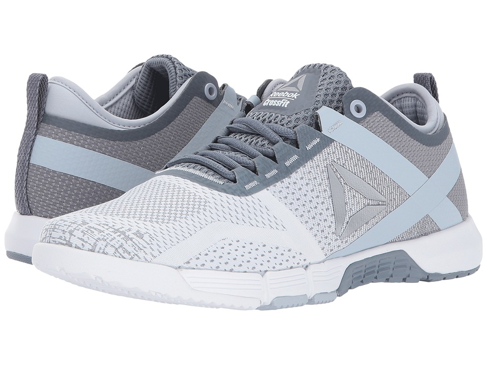Reebok CrossFit(r) Grace TR (Asteroid Dust/White/Cloud Grey/Silver) Women
