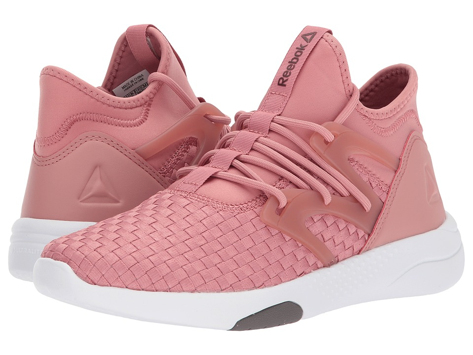 Reebok Hayasu (Sandy Rose/Burnt Sienna/Urban Grey/White/Black) Women