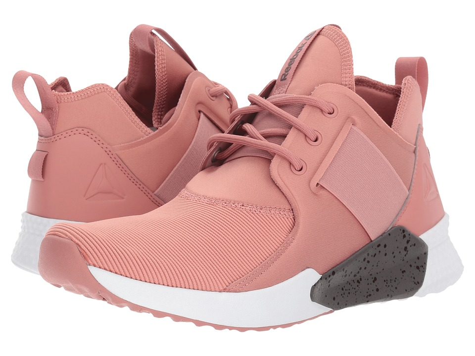 Reebok Guresu 1.0 (Sandy Rose/Burnt Sienna/Urban Grey/White/Black) Women