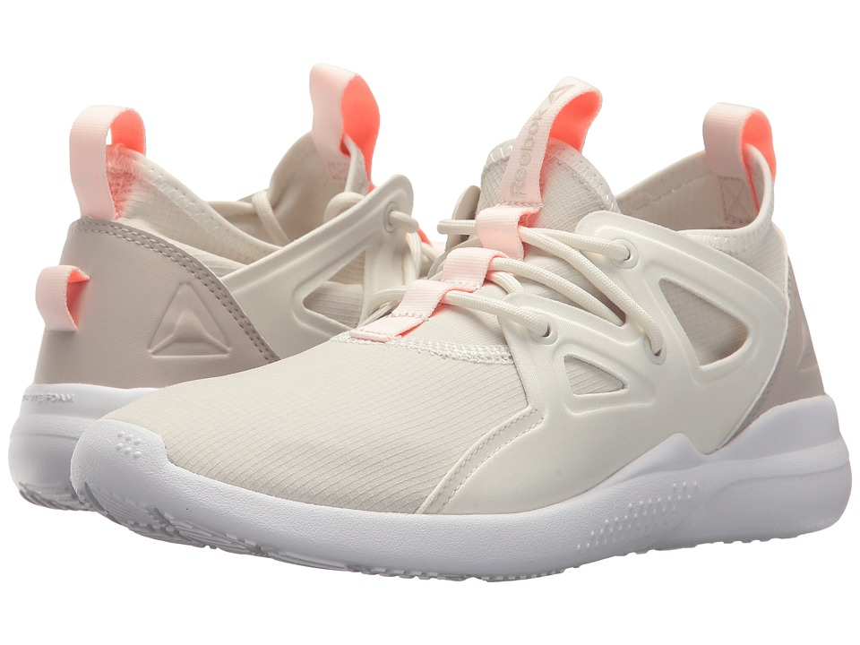 Reebok Cardio Motion (Chalk/Sand Stone/Sour Melon/White) Women