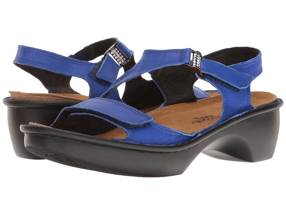 Naot Footwear - Faso (Royal Blue) Women's Sandals