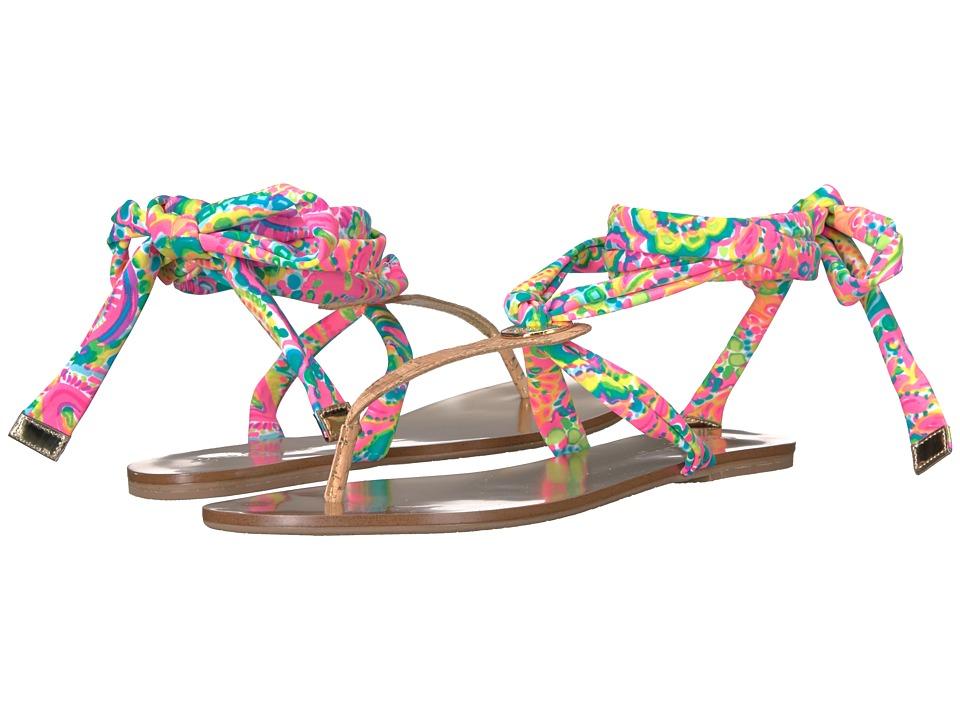 Lilly Pulitzer - Harbor Sandal (Multi) Women's Sandals