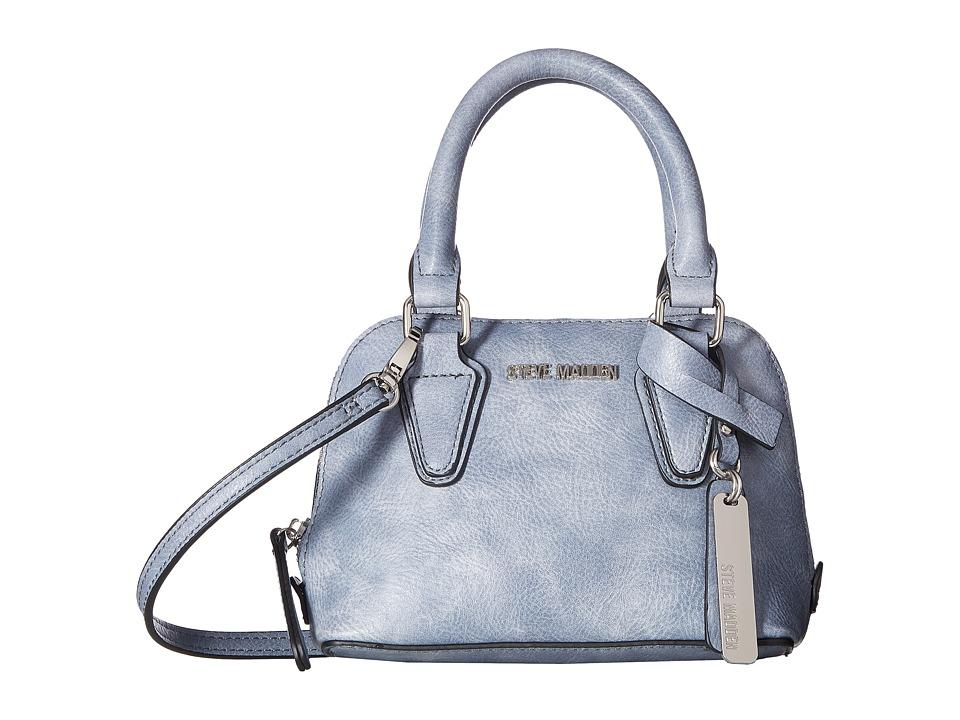 Steve Madden - Bfaith (Denim) Cross Body Handbags