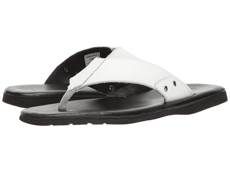 Massimo Matteo - Rio (Branco) Men's Sandals
