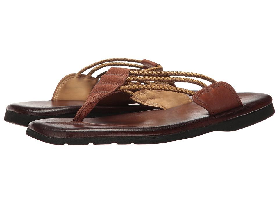 Massimo Matteo - Brasilia (Whisky) Men's Sandals