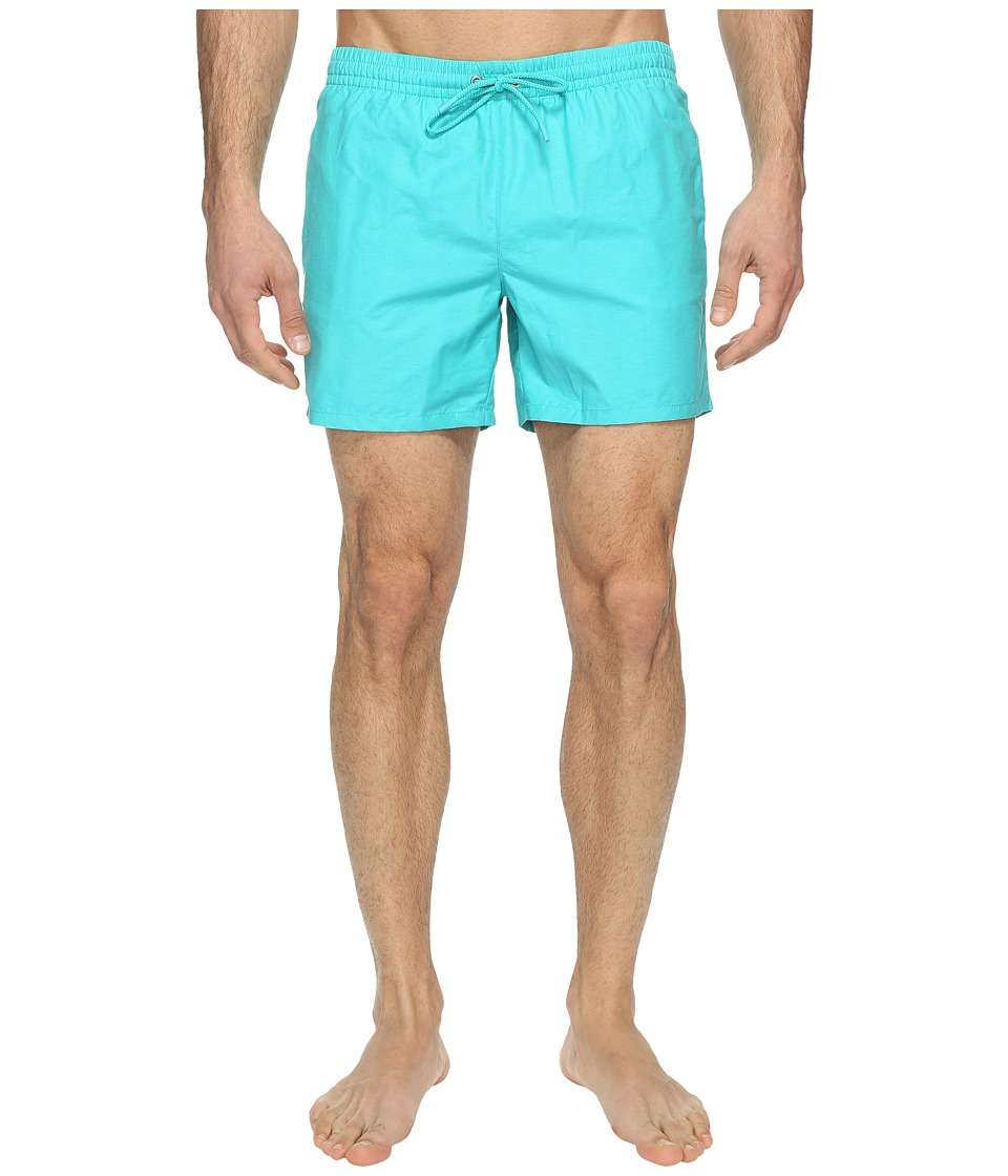 Lacoste - Taffeta Swimming Trunk (Bermuda 08H/Bermuda 08H) Men's Swimwear