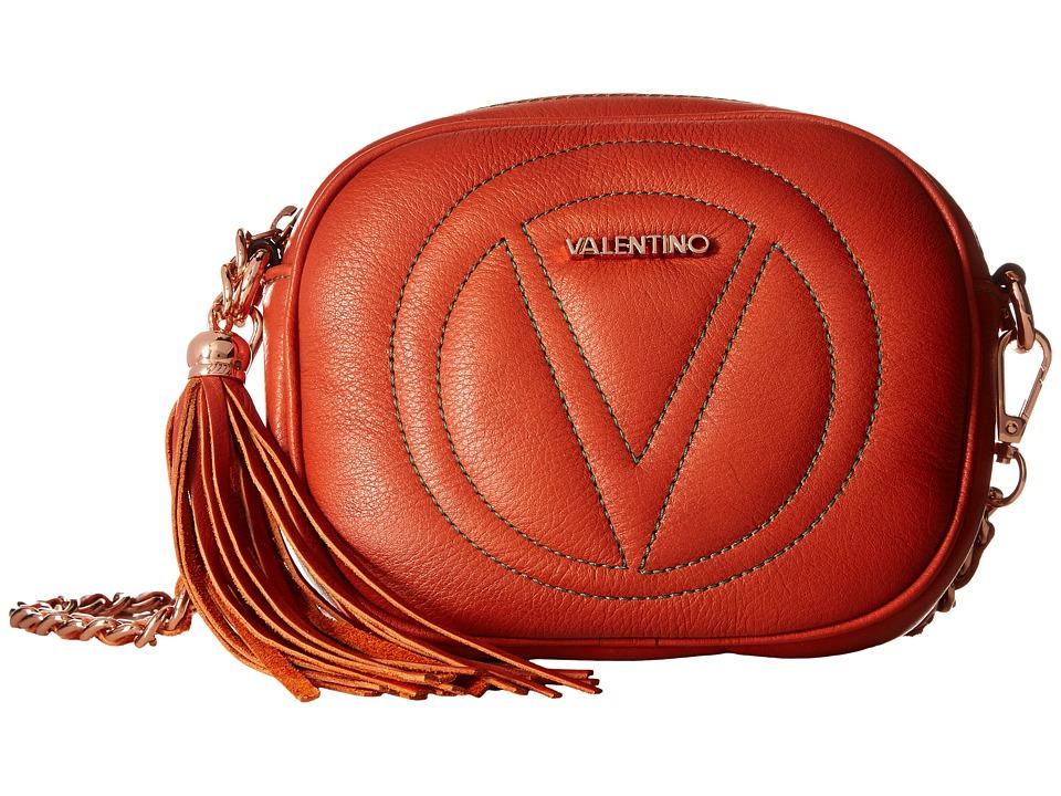 Valentino Bags by Mario Valentino - Nina (Orange) Handbags
