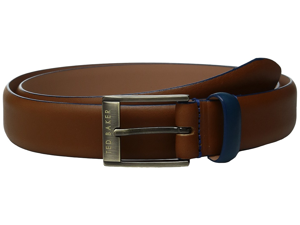 Ted Baker - Centre (Tan) Men's Belts