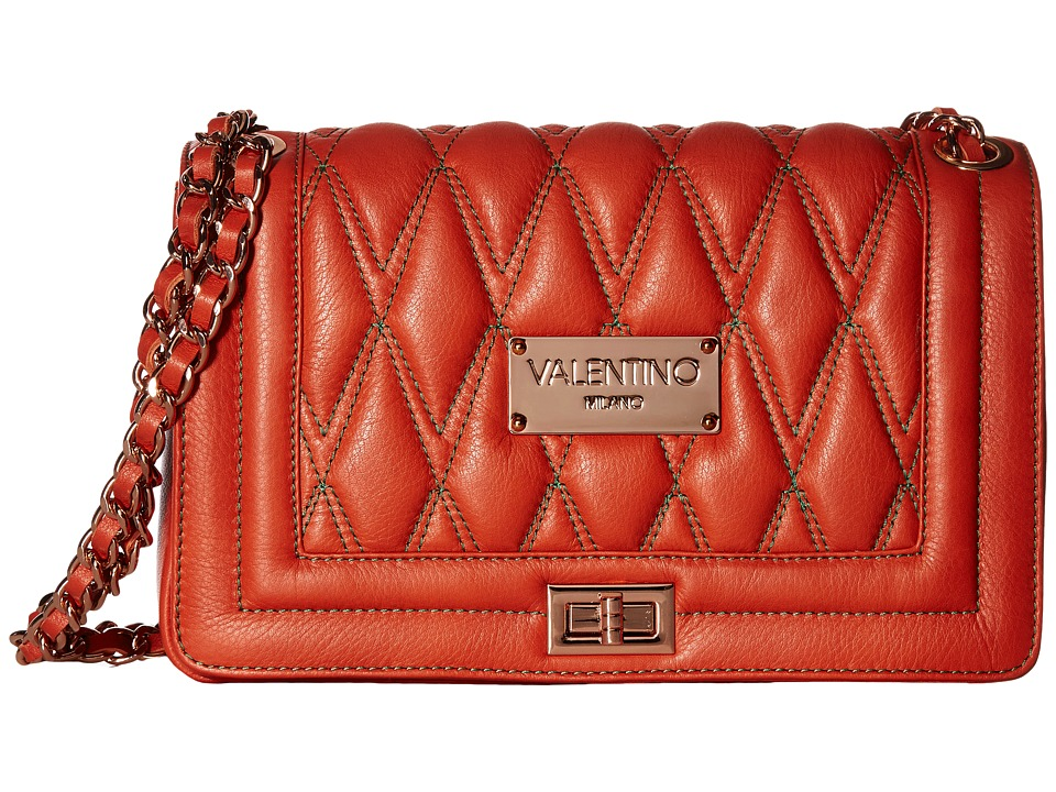Valentino Bags by Mario Valentino - Aliced (Orange) Handbags