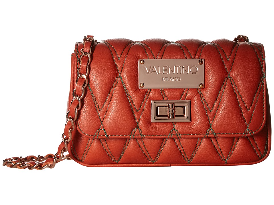Valentino Bags by Mario Valentino - Noelled (Orange) Handbags
