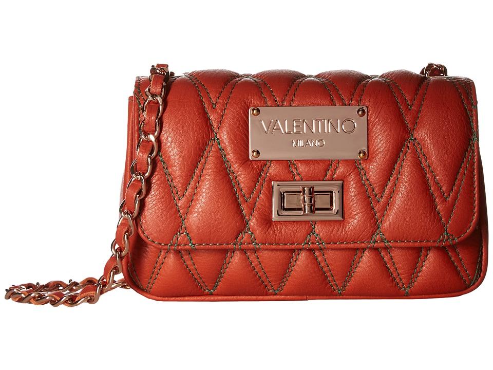 Valentino Bags by Mario Valentino - Noelled (Orange) Handbags