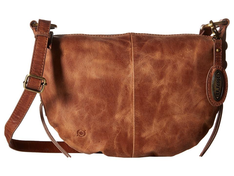 Born - Siya Crossbody (Saddle) Cross Body Handbags
