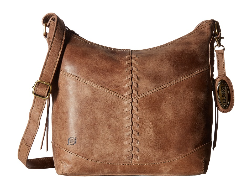 Born - Prisha Crossbody (Khaki) Cross Body Handbags