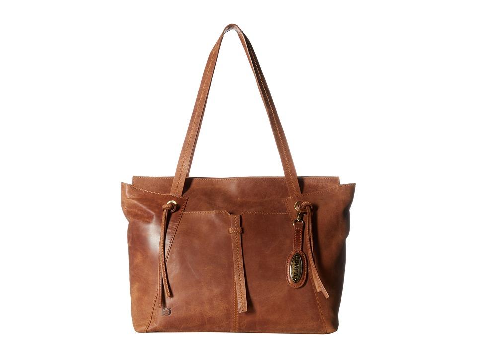 Born - Raynna Tote (Saddle) Tote Handbags