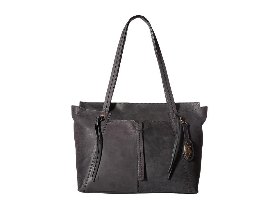 Born - Raynna Tote (Black) Tote Handbags