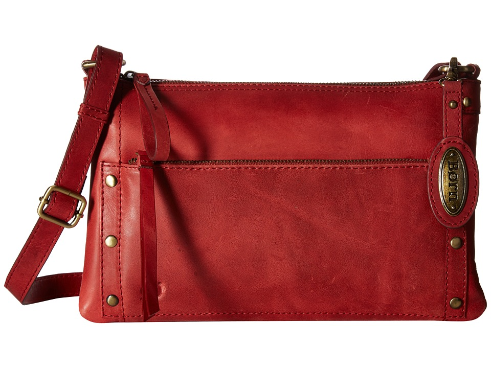 Born - Bromton Crossbody Clutch (Lipstick) Clutch Handbags