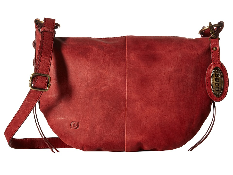 Born - Siya Crossbody (Lipstick) Cross Body Handbags