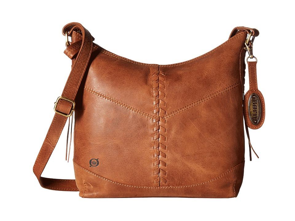 Born - Prisha Crossbody (Saddle) Cross Body Handbags
