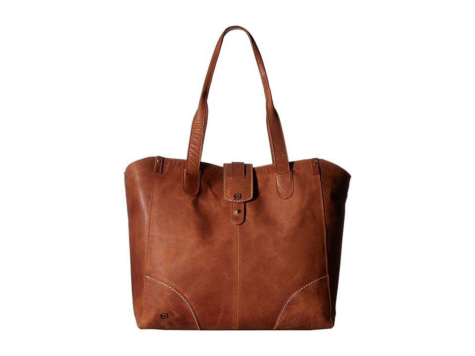 Born - Zoya Tote (Saddle) Tote Handbags