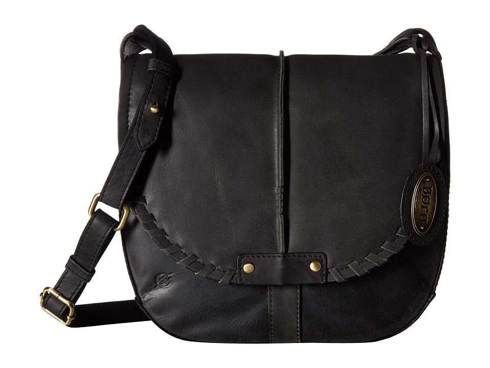 Born - Crillon Saddle Bag (Black) Bags