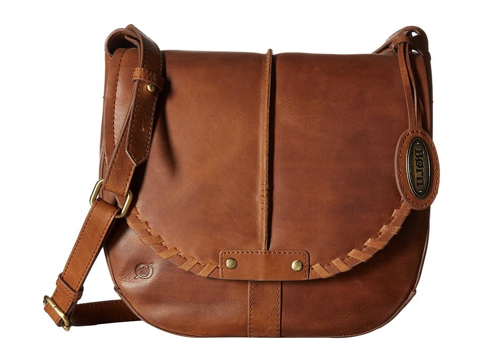 Born - Crillon Saddle Bag (Saddle) Bags