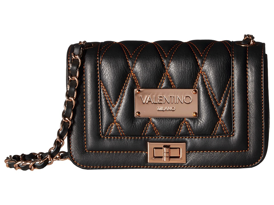 Valentino Bags by Mario Valentino - Beatriz (Black) Handbags