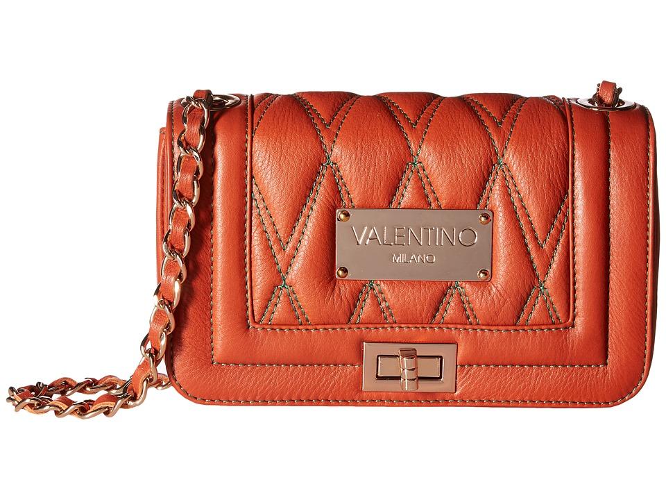 Valentino Bags by Mario Valentino - Beatriz (Orange) Handbags