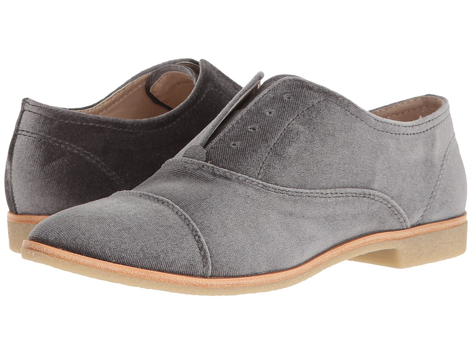 Dolce Vita - Cooper (Charcoal Velvet) Women's Shoes