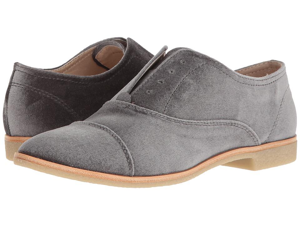 Dolce Vita - Cooper (Charcoal Velvet) Women's Shoes