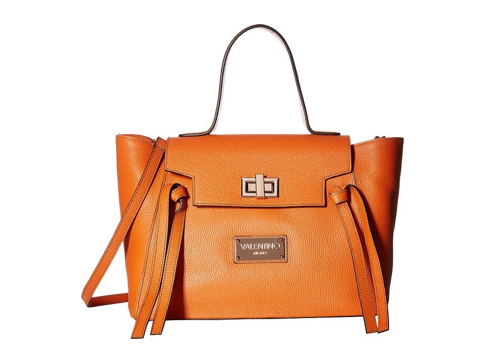 Valentino Bags by Mario Valentino - Camilla (Orange) Handbags