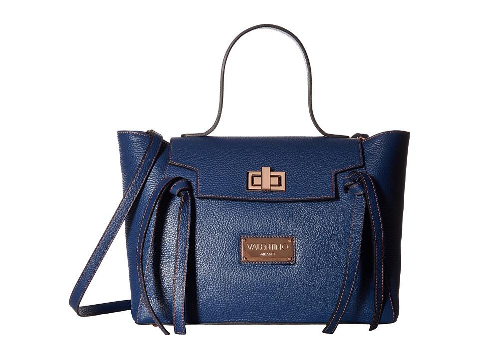 Valentino Bags by Mario Valentino - Camilla (Blue Denim) Handbags