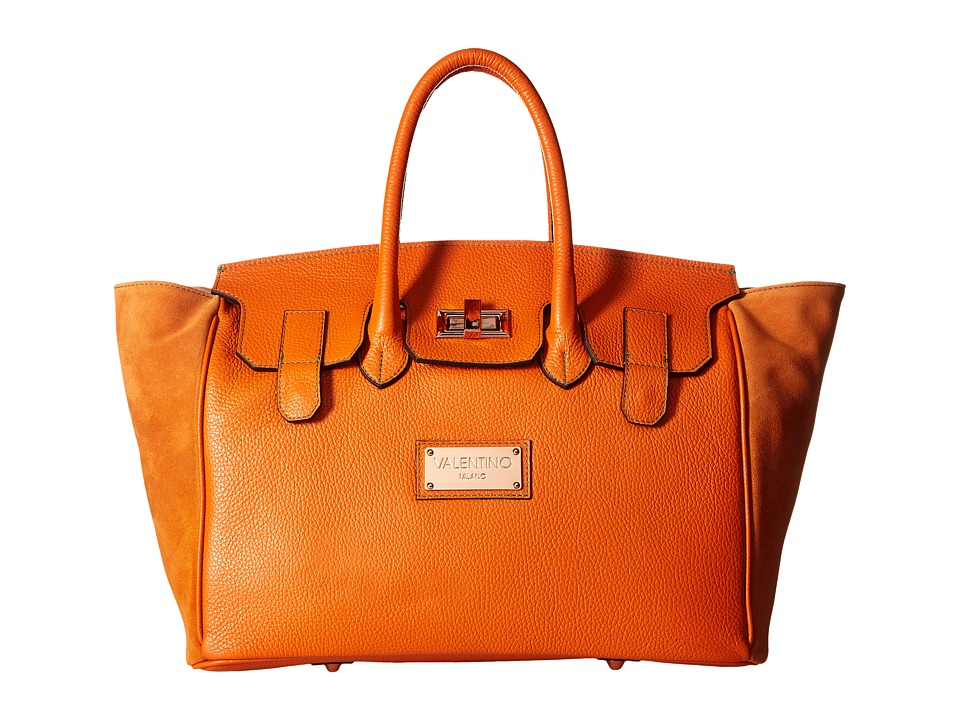 Valentino Bags by Mario Valentino - Omia (Orange) Handbags