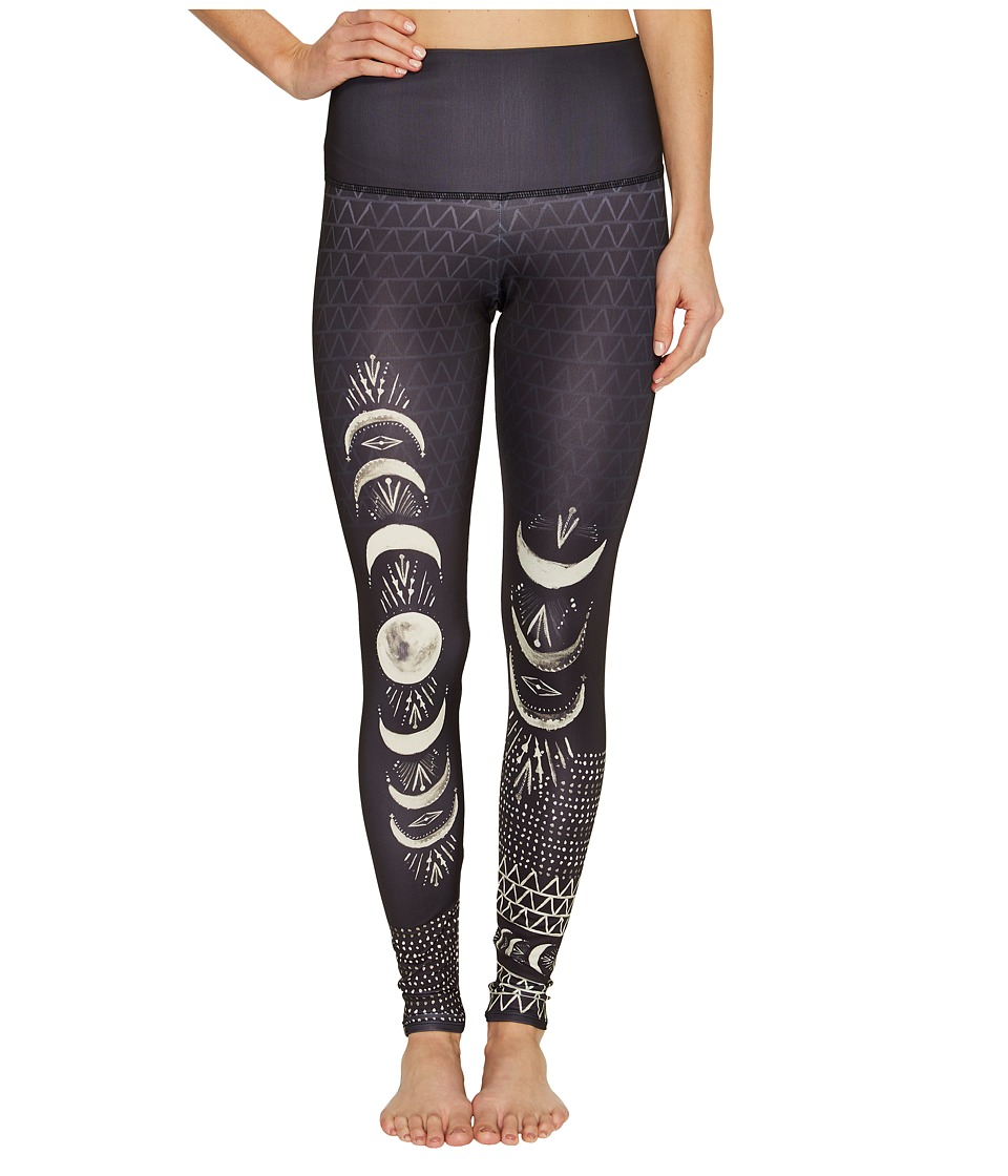 Onzie - High Rise Graphic Leggings (Las Lunas) Women's Casual Pants