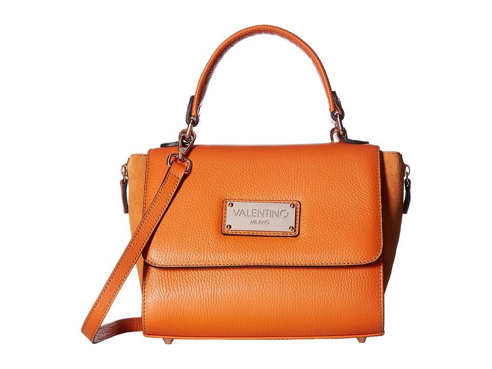 Valentino Bags by Mario Valentino - Amelie (Orange) Handbags