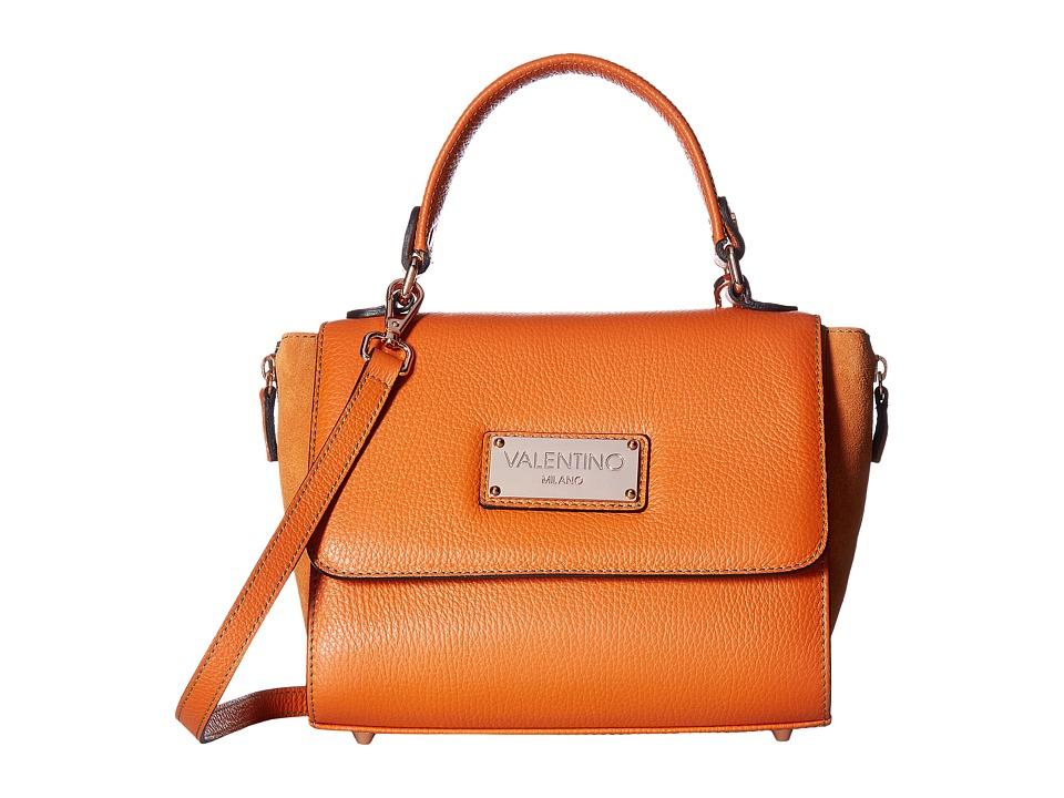 Valentino Bags by Mario Valentino - Amelie (Orange) Handbags