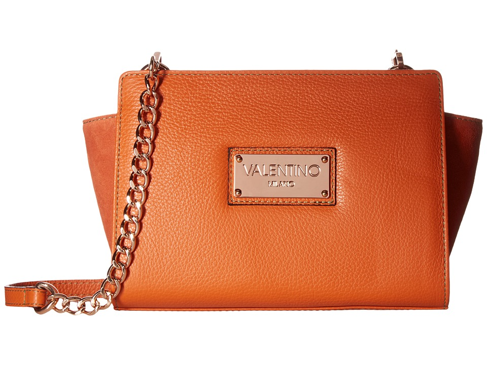 Valentino Bags by Mario Valentino - Kiki (Orange 1) Handbags