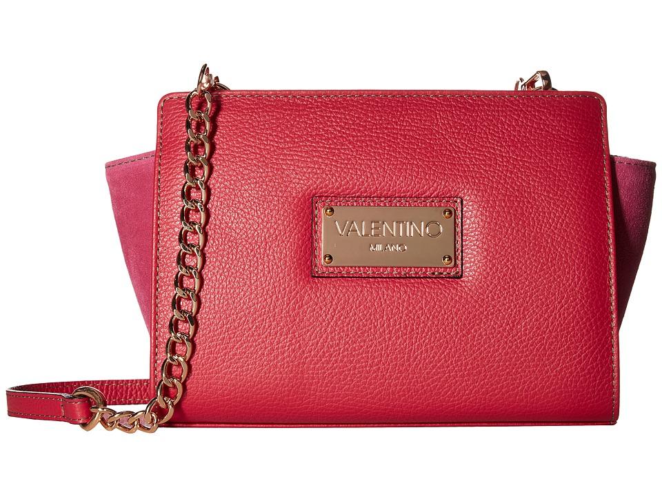 Valentino Bags by Mario Valentino - Kiki (Pink) Handbags