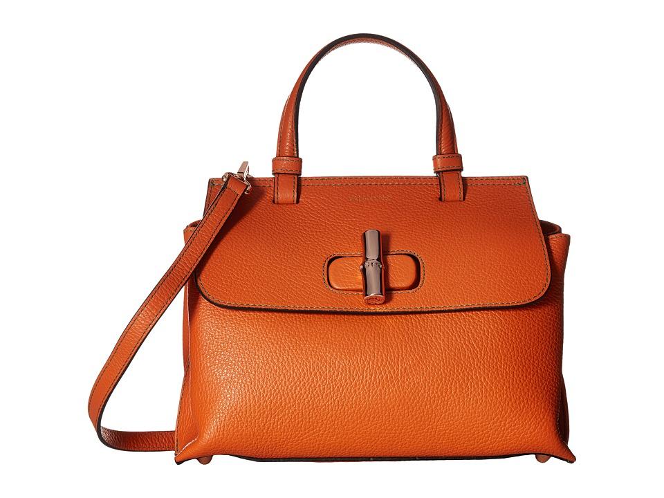 Valentino Bags by Mario Valentino - Diane (Orange) Handbags