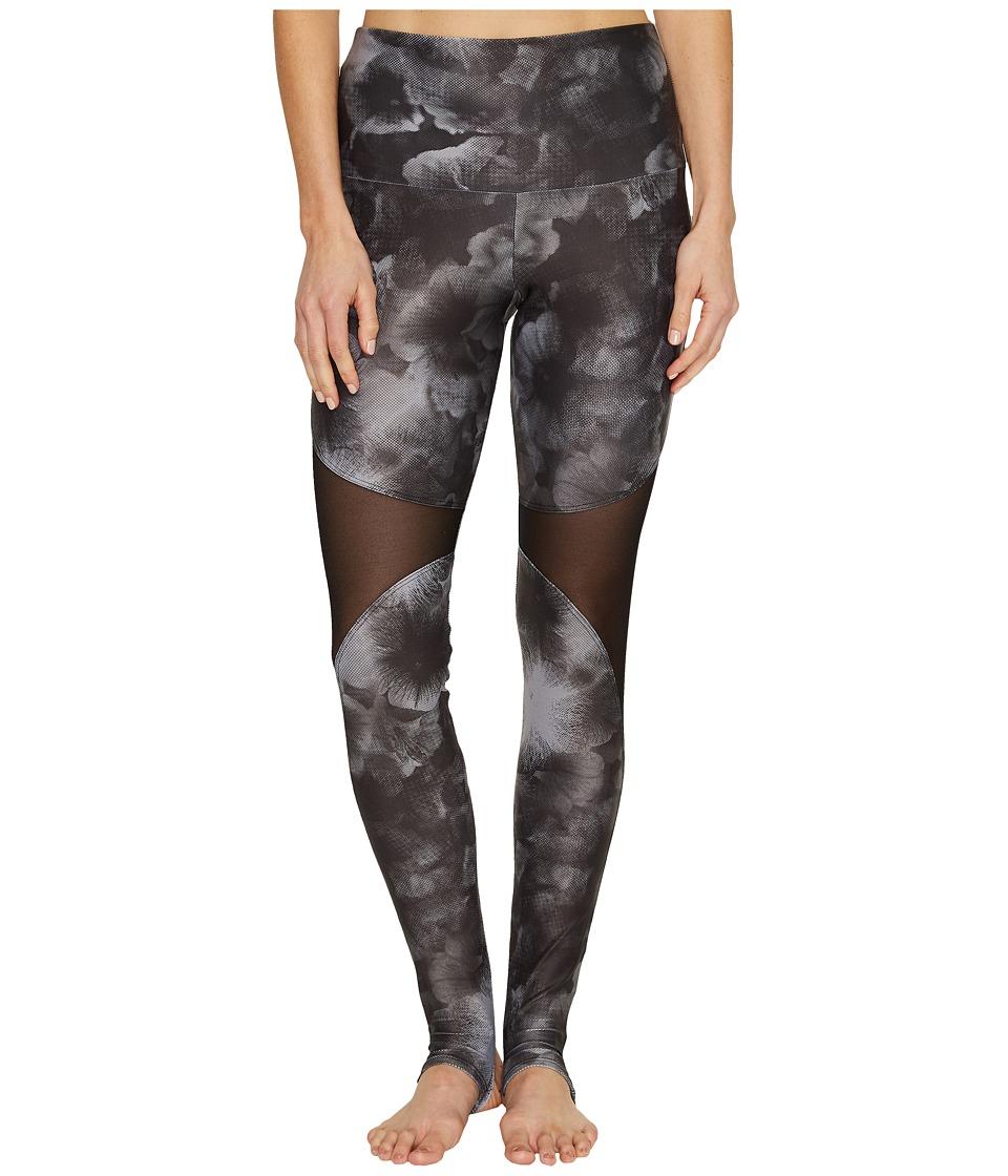 Onzie - High-Rise Stirrup (Petunia) Women's Casual Pants