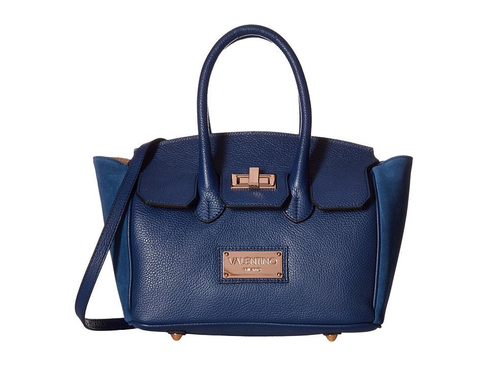 Valentino Bags by Mario Valentino - Georgette (Blue Denim) Handbags