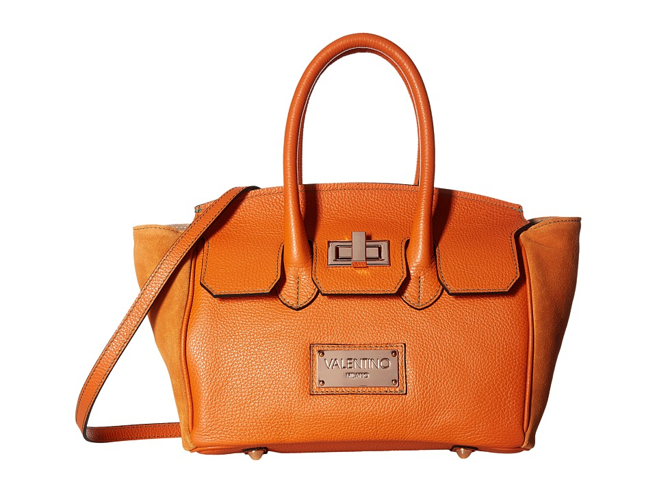 Valentino Bags by Mario Valentino - Georgette (Orange) Handbags