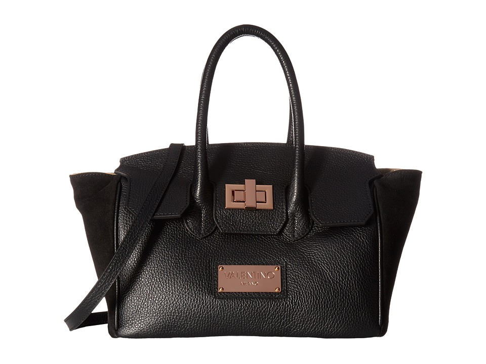 Valentino Bags by Mario Valentino - Georgette (Black) Handbags