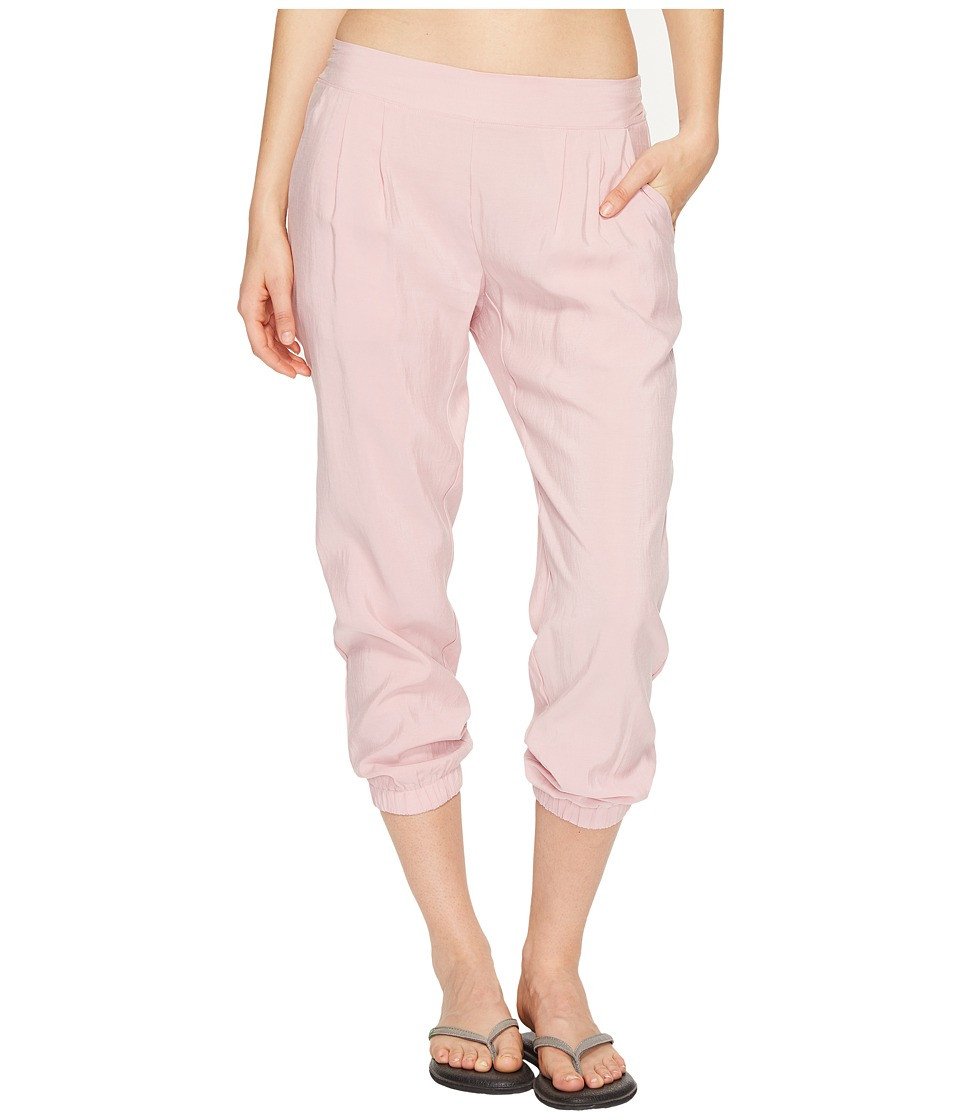 Onzie - Woven Jogger (Blush) Women's Workout