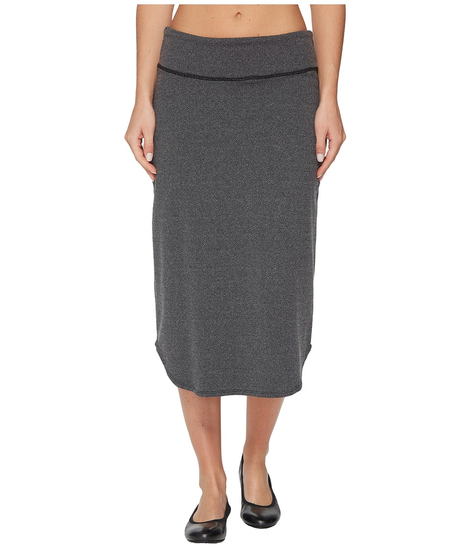 Stonewear Designs Cirrus Skirt (Jacquard Stone) Women