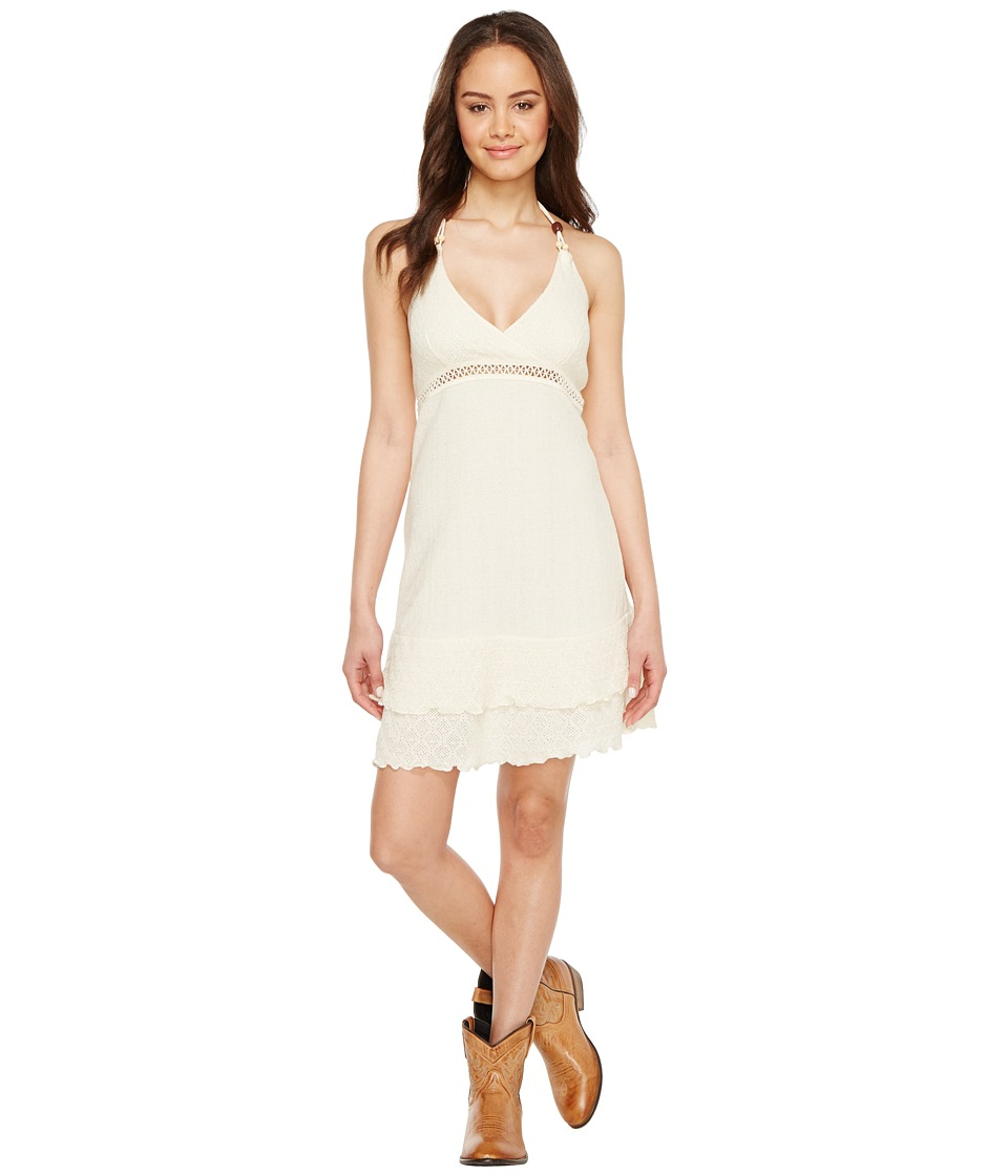 Scully - Cantina Feline Organic Cotton Dress (Natural) Women's Dress