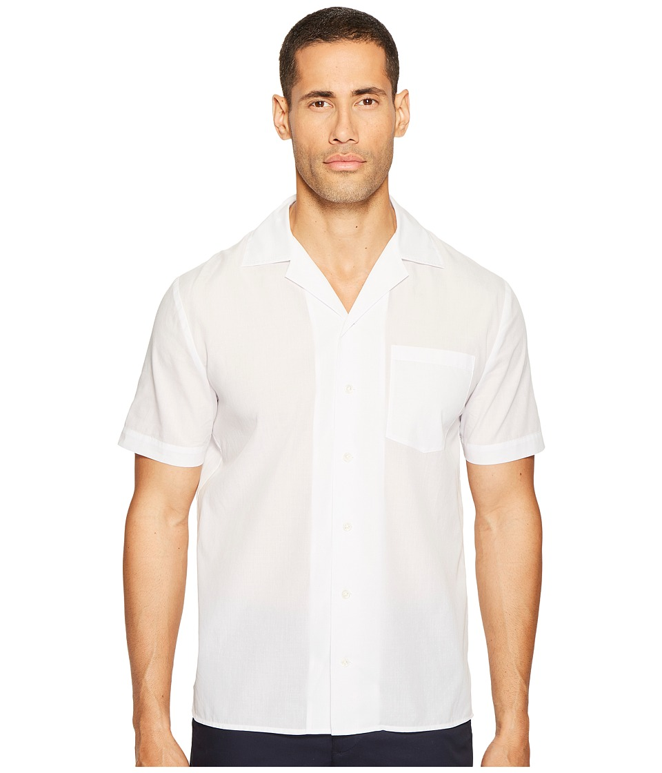 ATM Anthony Thomas Melillo - Cuban Shirt (White) Men's T Shirt