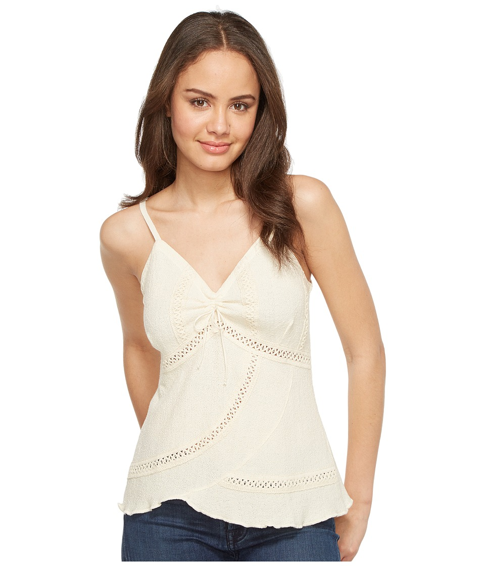 Scully - Cantina Charlotte Organic Cotton Top (Natural) Women's Clothing