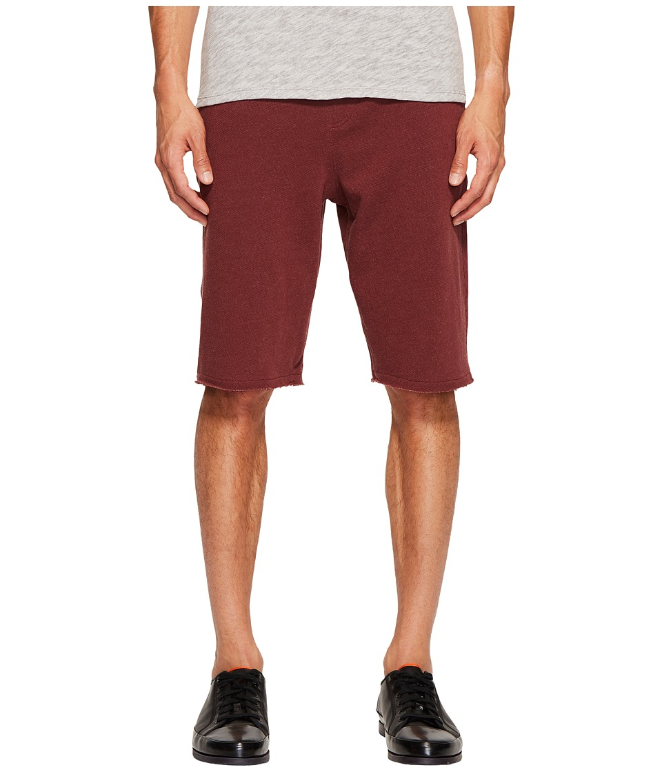ATM Anthony Thomas Melillo - Pull-On Shorts (Brownstone) Men's Shorts