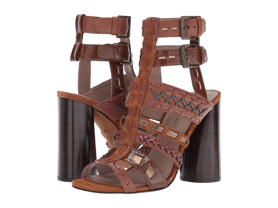 Donald J Pliner - Bindy (Caramel Nappa) Women's Shoes