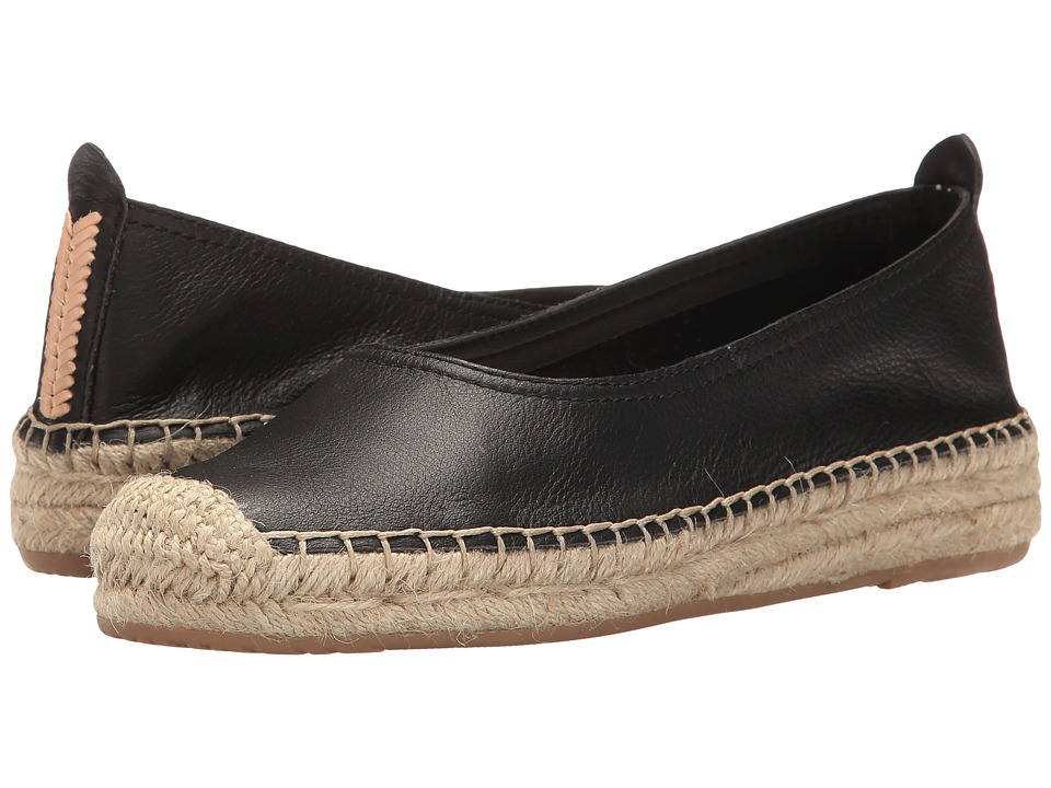 Dolce Vita - Taya (Black Leather) Women's Shoes